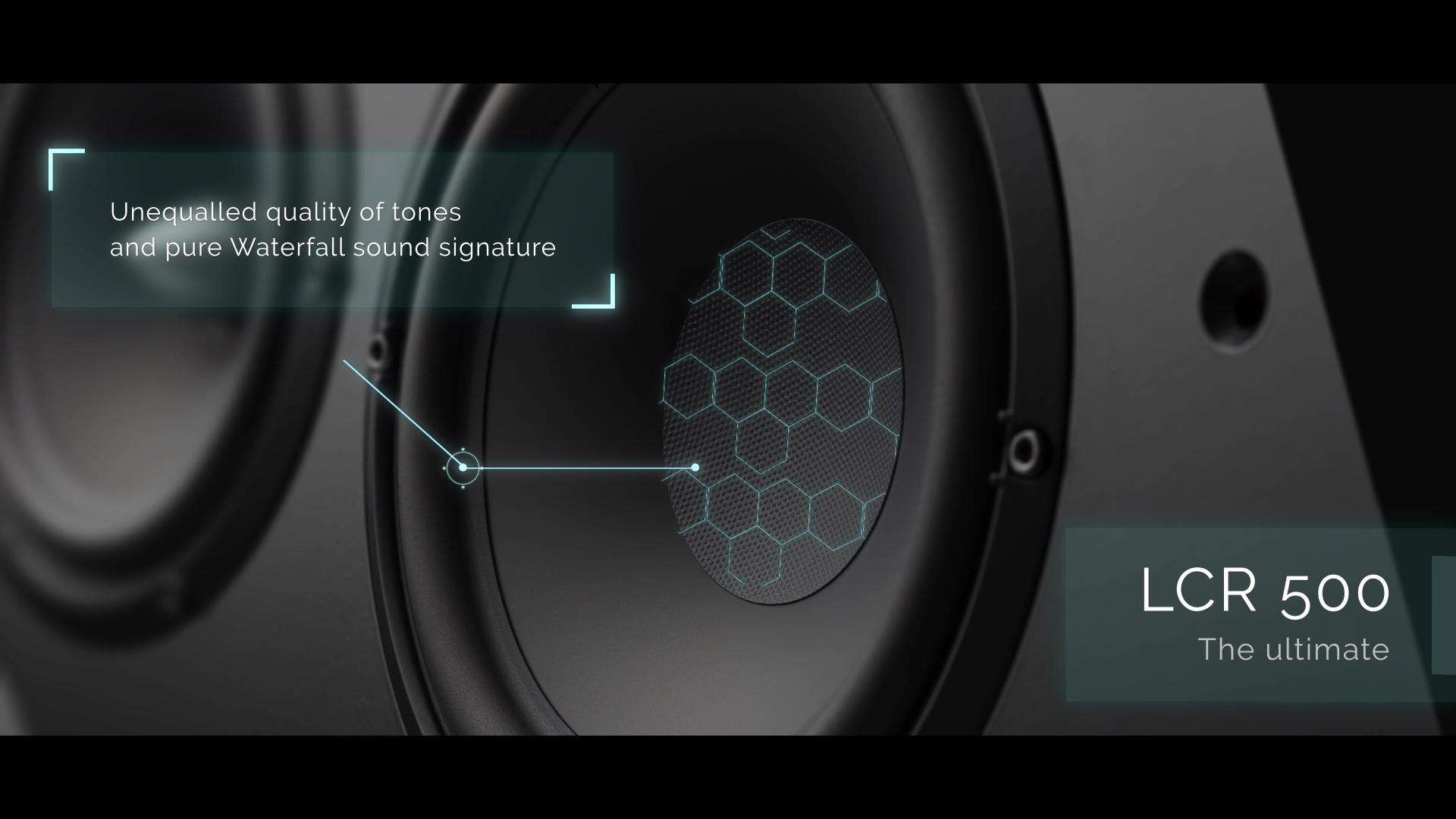 Agence Motion Design & Vidéo Marketing Nice - Zanimal Prod - WaterFall Audio