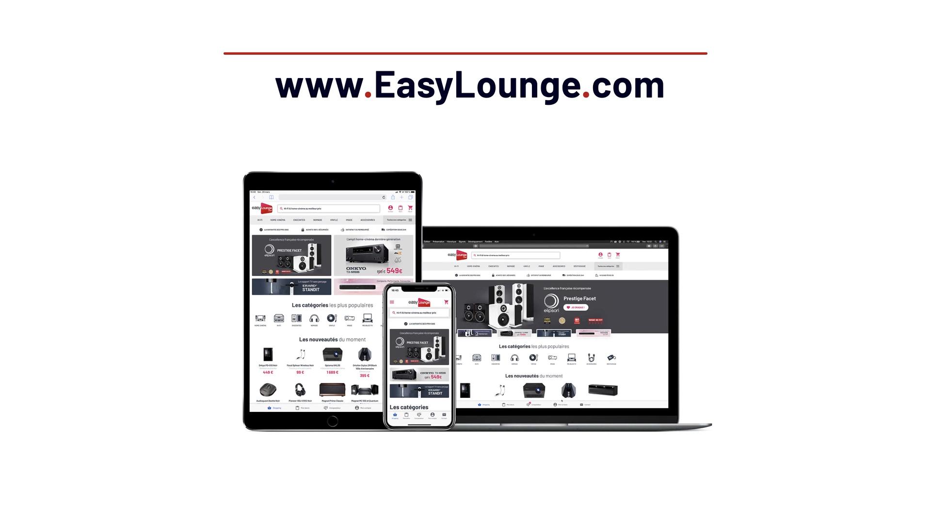 Agence Motion Design & Vidéo Marketing Nice - Zanimal Prod - Easy Lougne 15 ans